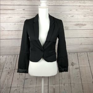Divided by H&M Black Bussiness Blazer
